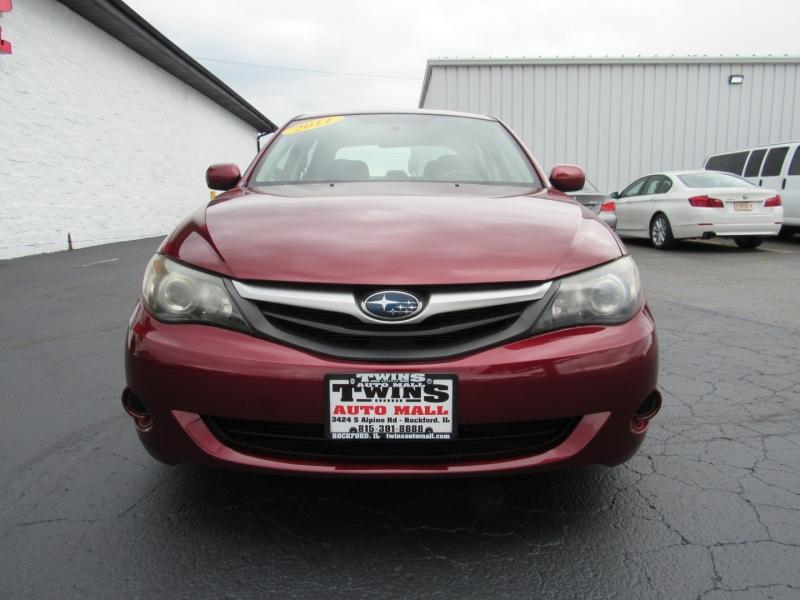 Subaru Impreza Sedan 2011 price $6,995