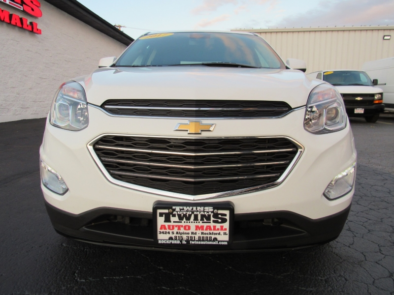 Chevrolet Equinox 2017 price $15,995