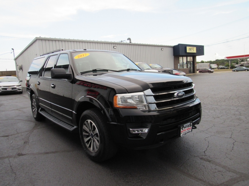 Ford Expedition EL 2017 price $27,495