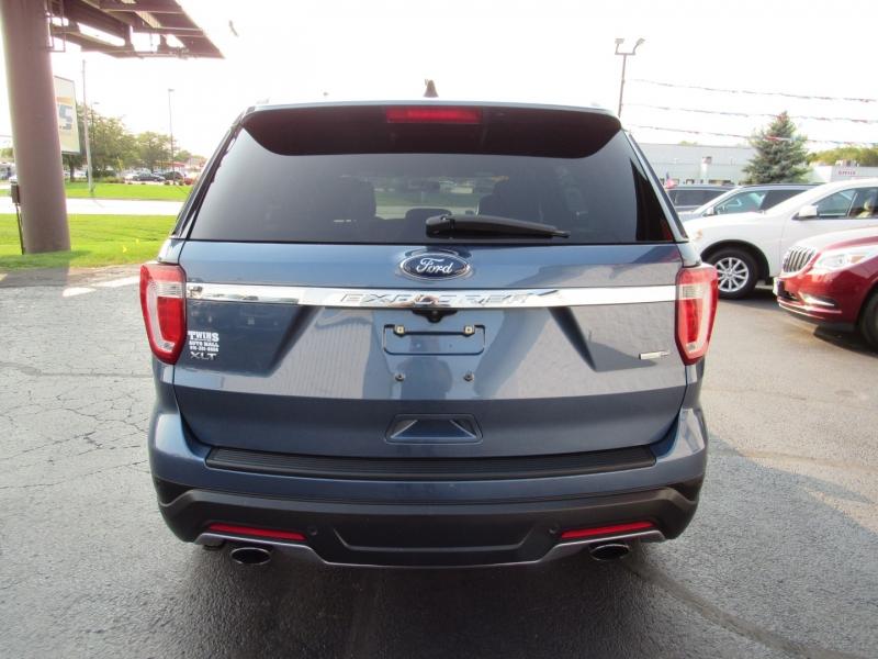 Ford Explorer 2018 price $26,495
