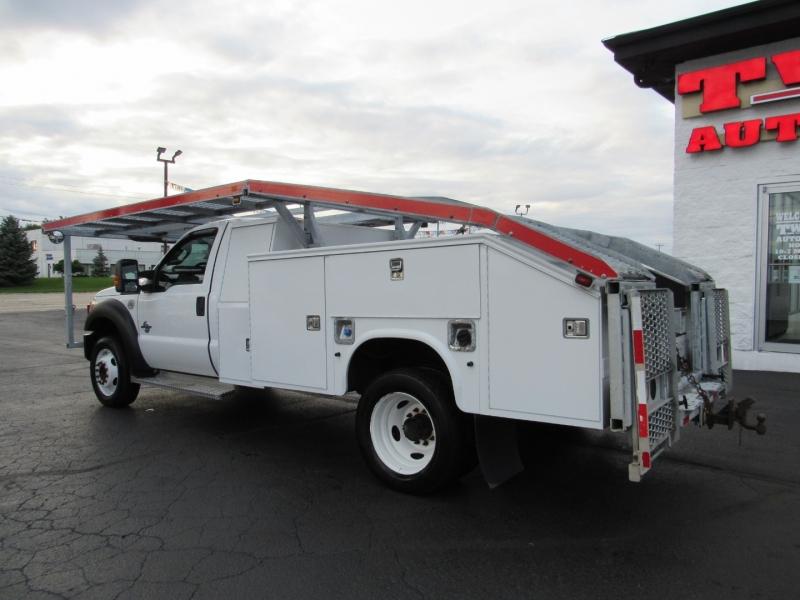 Ford Super Duty F-550 DRW 2011 price $27,995