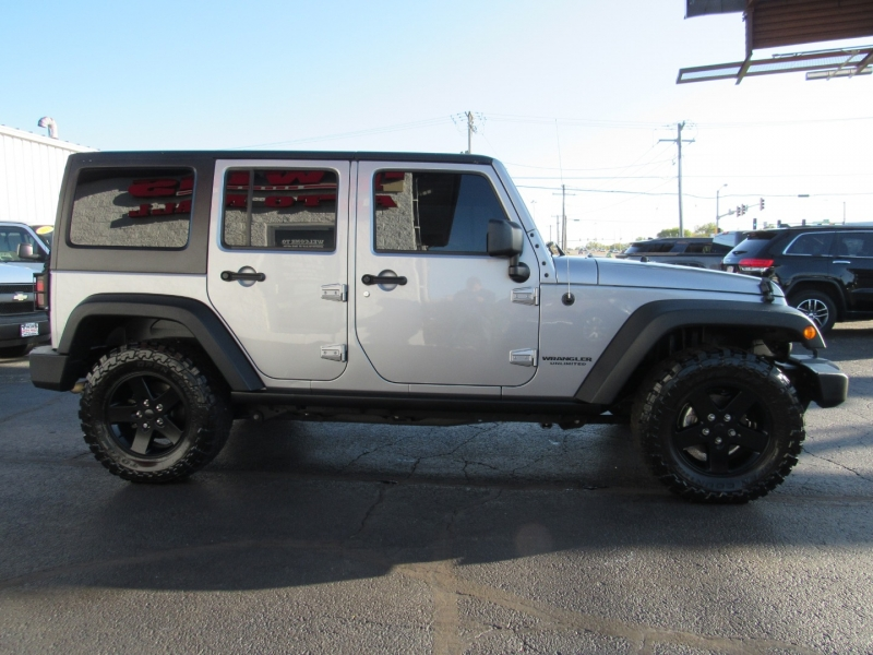 Jeep Wrangler Unlimited 2017 price $24,995