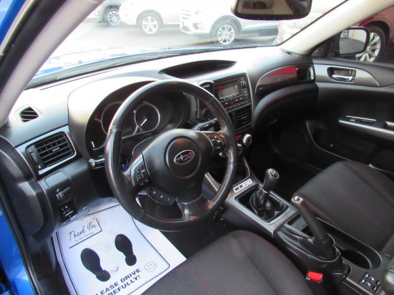 Subaru Impreza Sedan WRX 2011 price $13,995