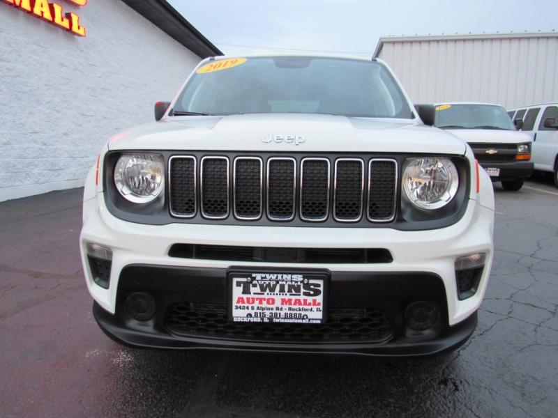 Jeep Renegade 2019 price $19,995