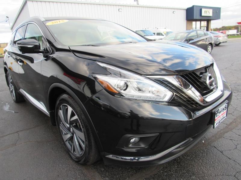 Nissan Murano 2015 price $22,995