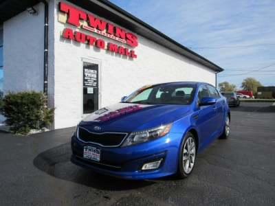 Used Kia Optima Rockford Il