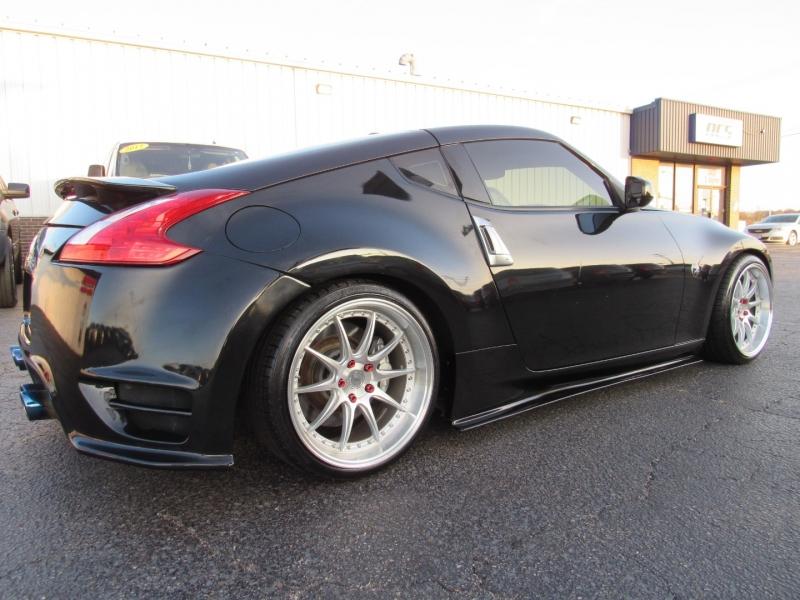 Nissan 370Z 2012 price $19,995