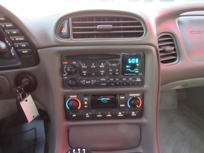 Chevrolet Corvette 2004 price $18,995