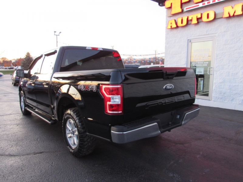 Ford F-150 2018 price $30,995