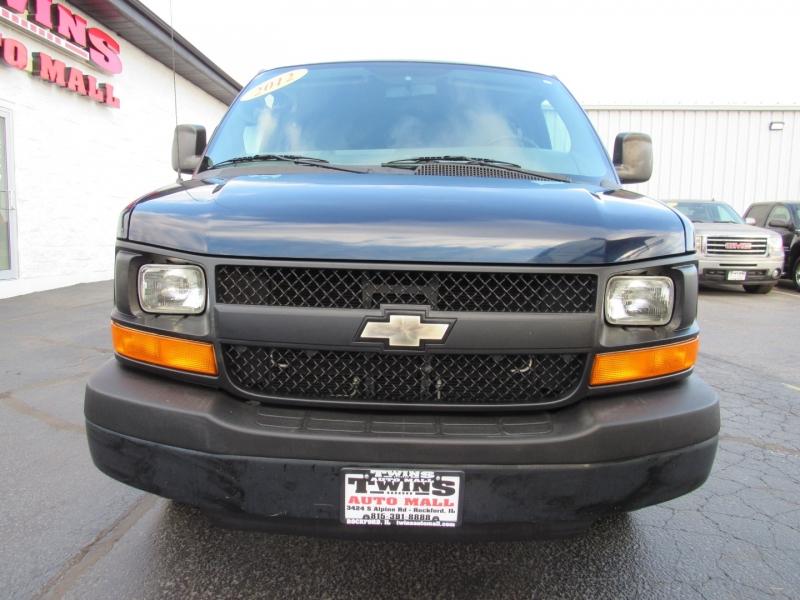 Chevrolet Express Passenger 2012 price $17,995