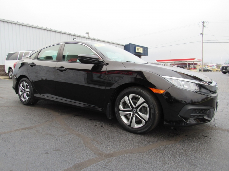 Honda Civic Sedan 2017 price $15,995
