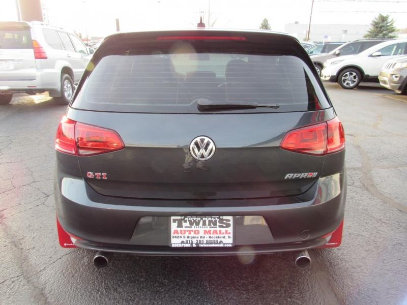 Volkswagen Golf GTI 2017 price $20,995