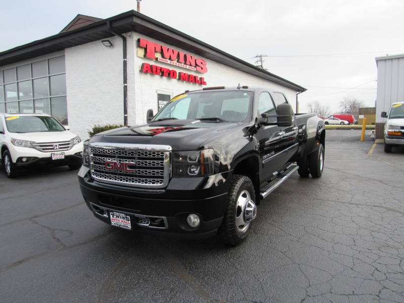 GMC Sierra 3500HD 2013 price $38,995