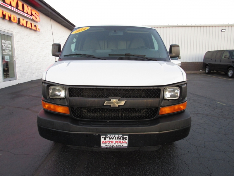 Chevrolet Express Cargo Van 2014 price $18,995