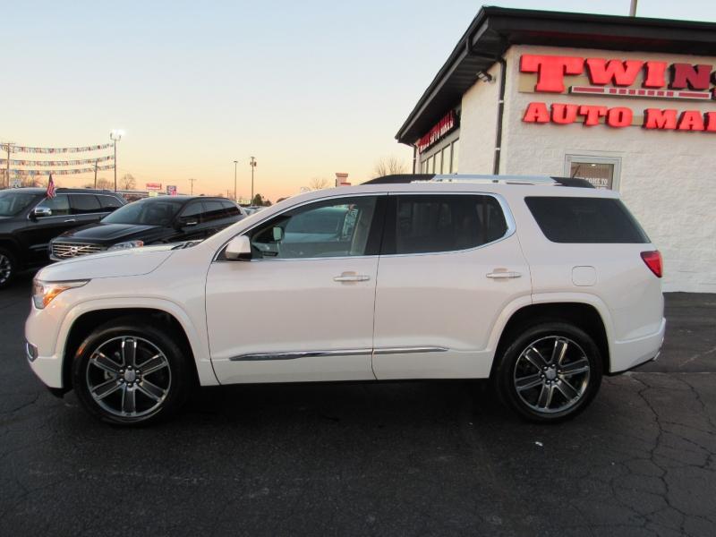 GMC Acadia 2018 price $30,995