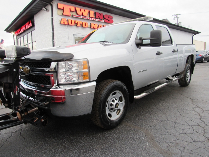 Chevrolet Silverado 2500HD 2014 price $32,995