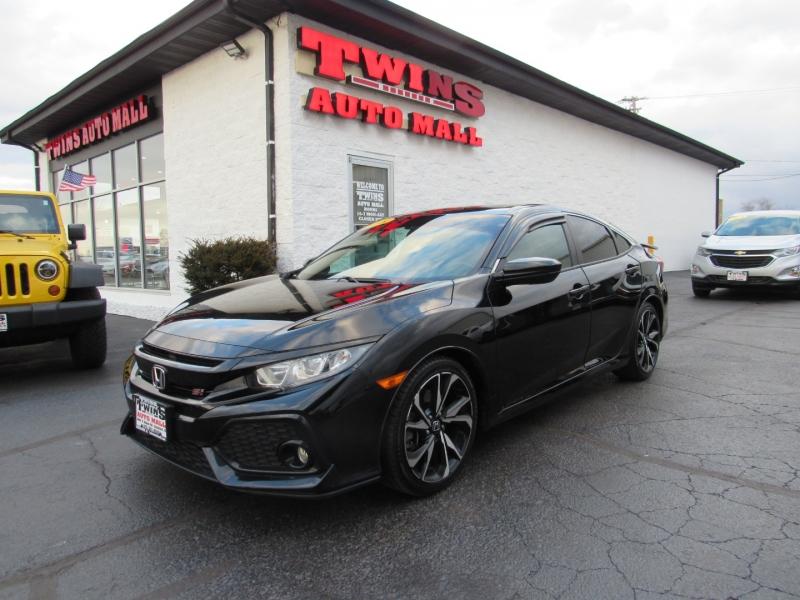Honda Civic Si 2018 price $20,995