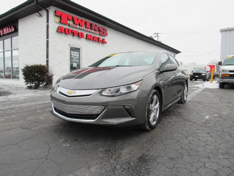 Chevrolet Volt 2017 price $13,995