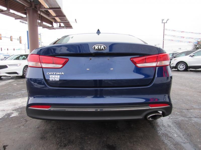 Kia Optima 2017 price $13,995