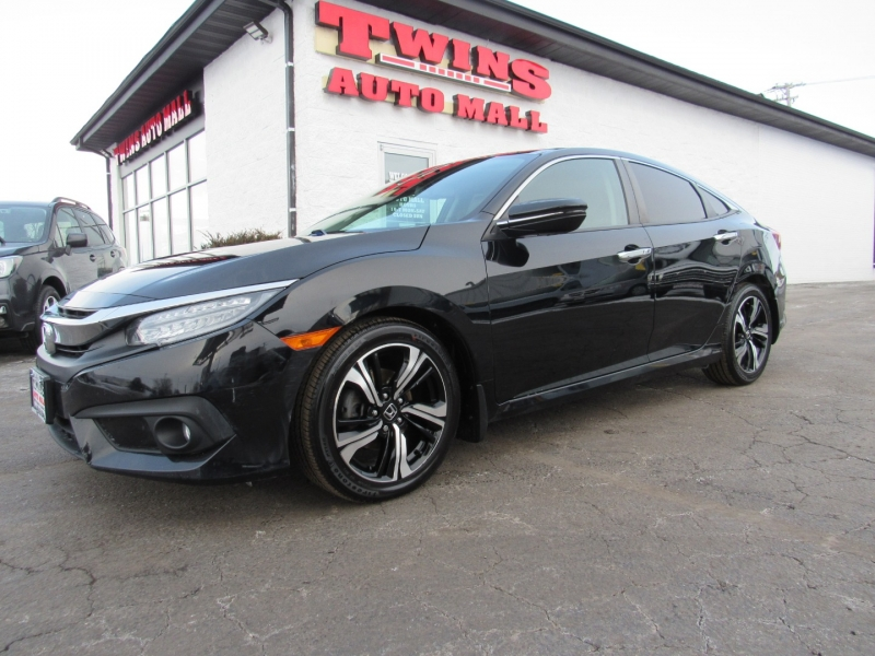 Honda Civic 2016 price $12,995