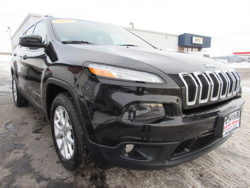Jeep Cherokee 2015 price $14,995