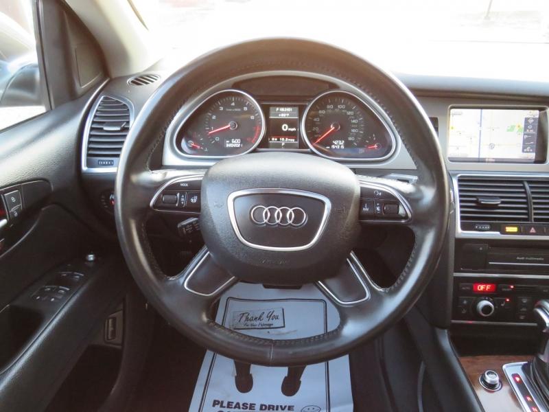 Audi Q7 2013 price $14,995