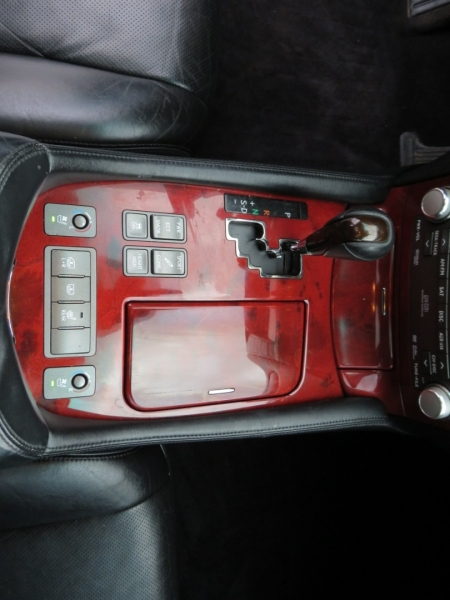 Lexus LS 460 2011 price $15,995