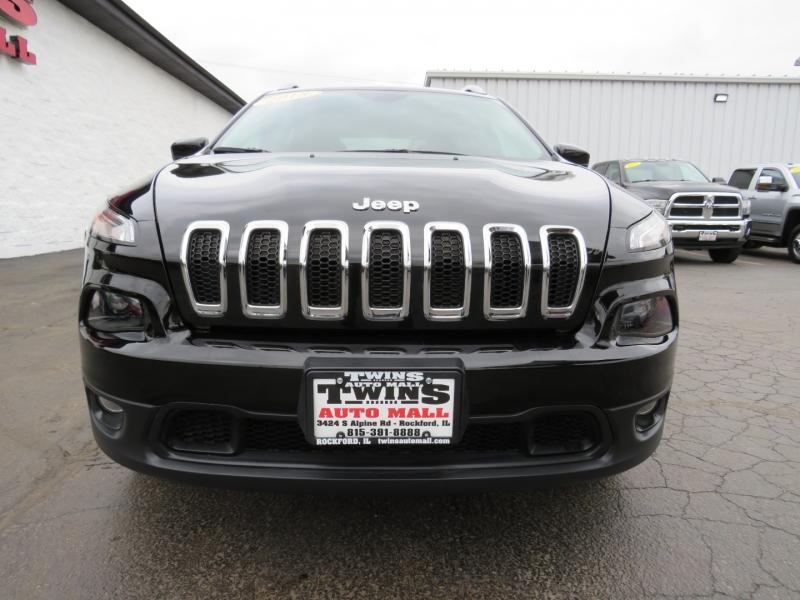 Jeep Cherokee 2018 price $20,995