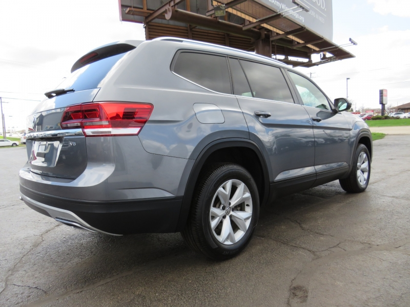 Volkswagen Atlas 2018 price $24,995