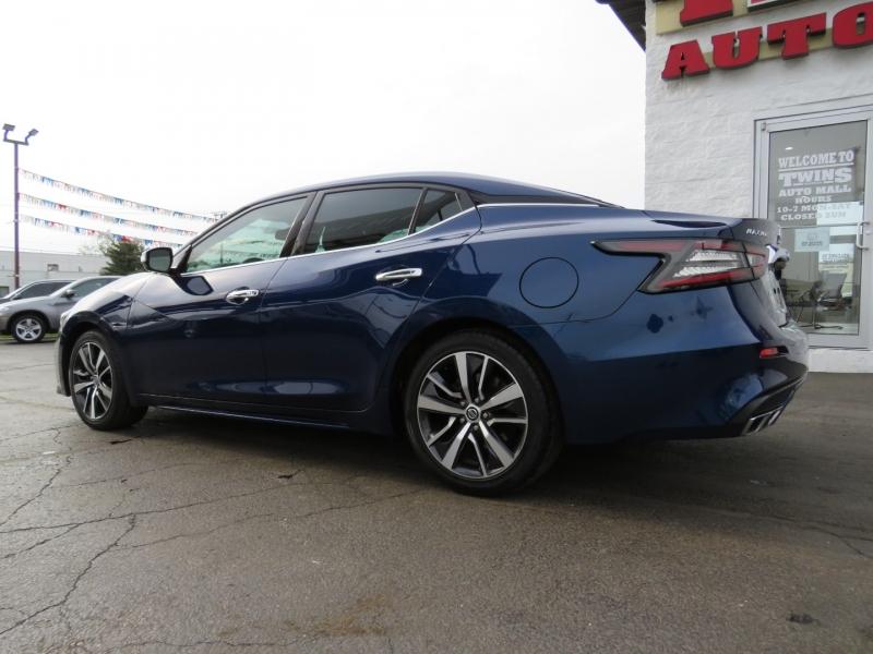 Nissan Maxima 2019 price $27,995