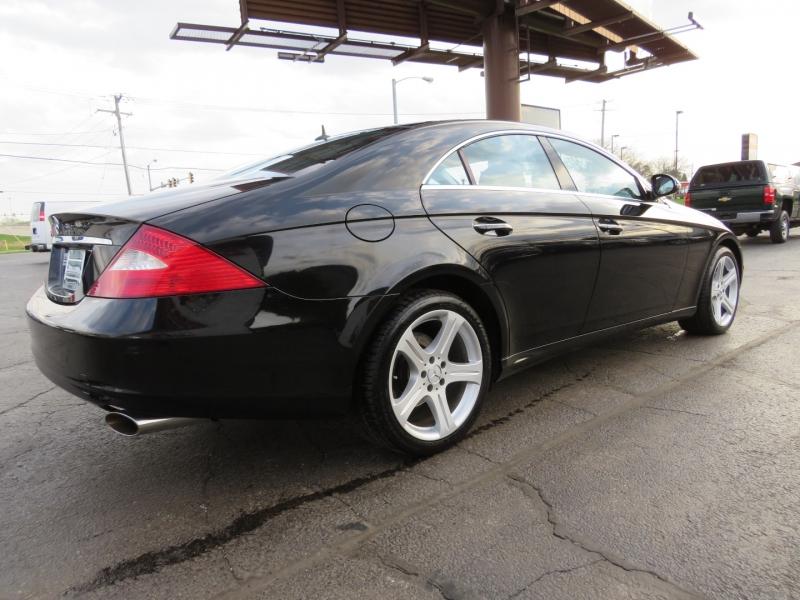 Mercedes-Benz CLS-Class 2006 price $11,995