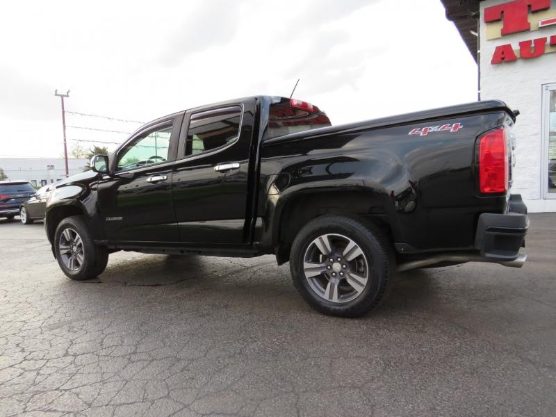Chevrolet Colorado 2017 price $29,995
