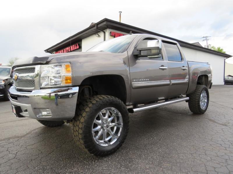 Chevrolet Silverado 1500 2012 price $27,995