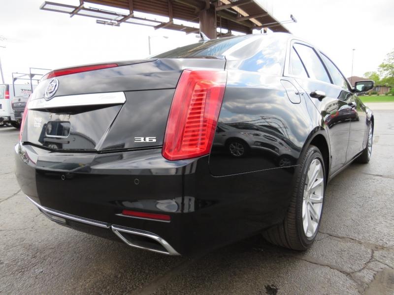 Cadillac CTS Sedan 2014 price $22,995