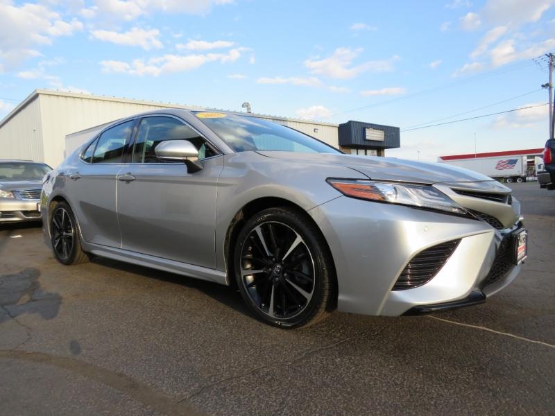 Toyota Camry 2018 price $28,995