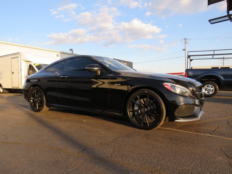 Mercedes-Benz C-Class 2018 price $44,995