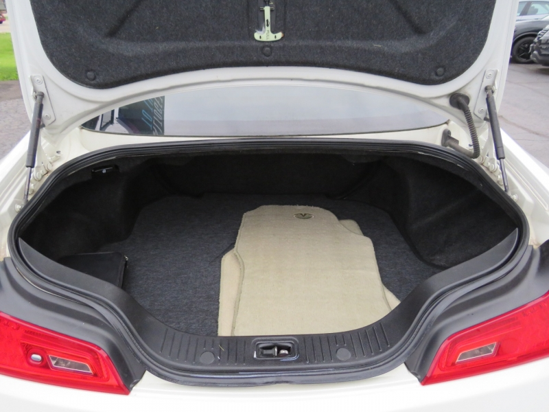 Infiniti G35 Coupe 2007 price $9,995