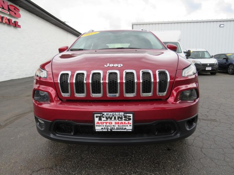 Jeep Cherokee 2017 price $19,995