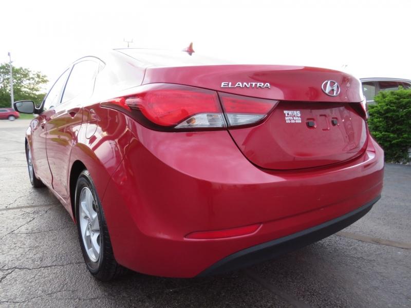 Hyundai Elantra 2014 price $12,995