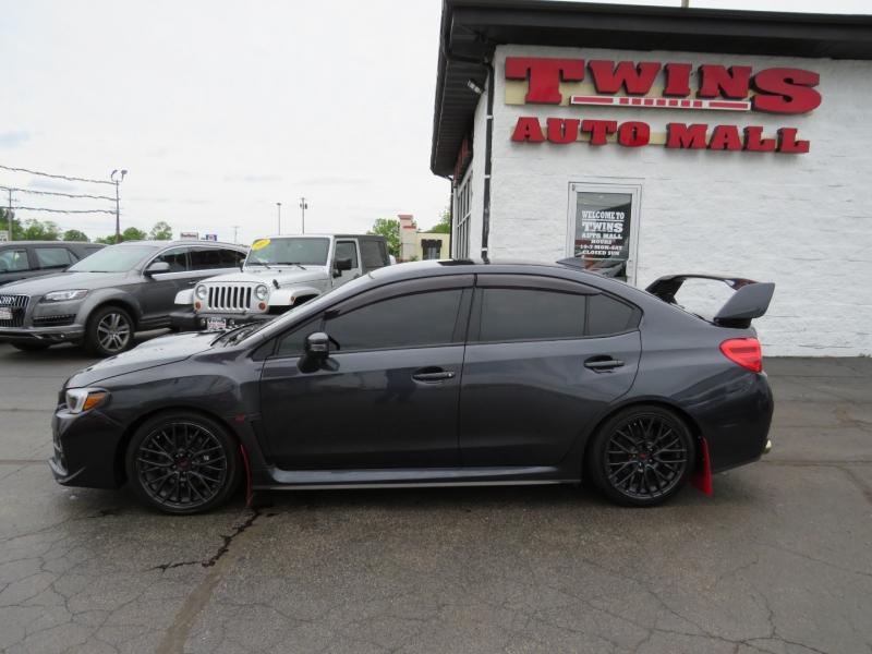Subaru WRX STI 2015 price $30,995