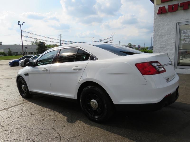 Ford Taurus Police Interceptor 2013 price $8,995