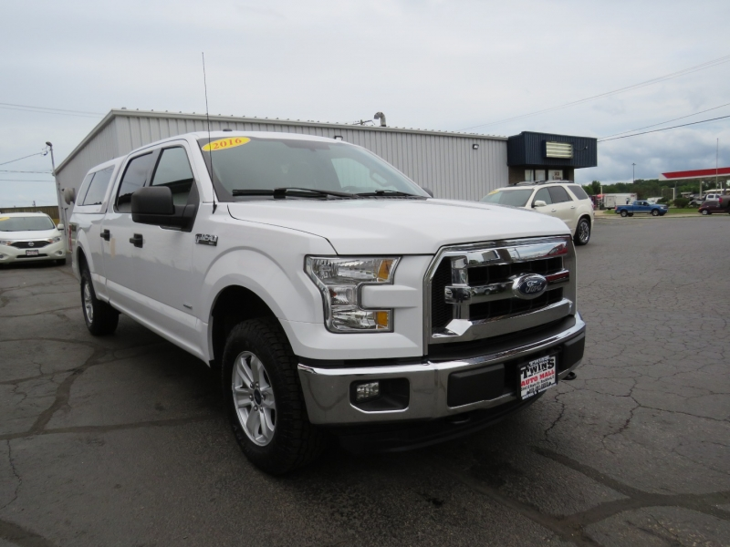 Ford F-150 2016 price $33,995