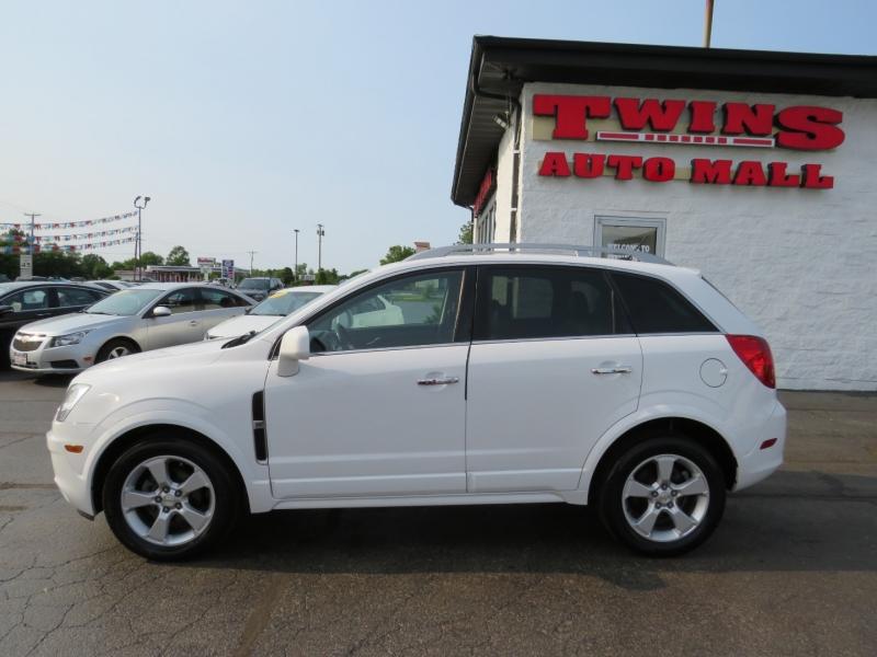 Chevrolet Captiva Sport 2014 price $13,995