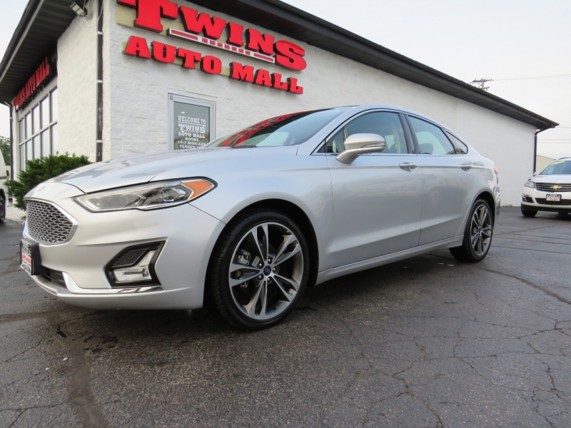 Ford Fusion 2019 price $24,995