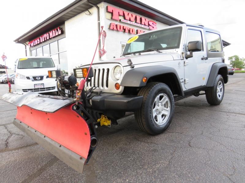 Jeep Wrangler 2011 price $25,995