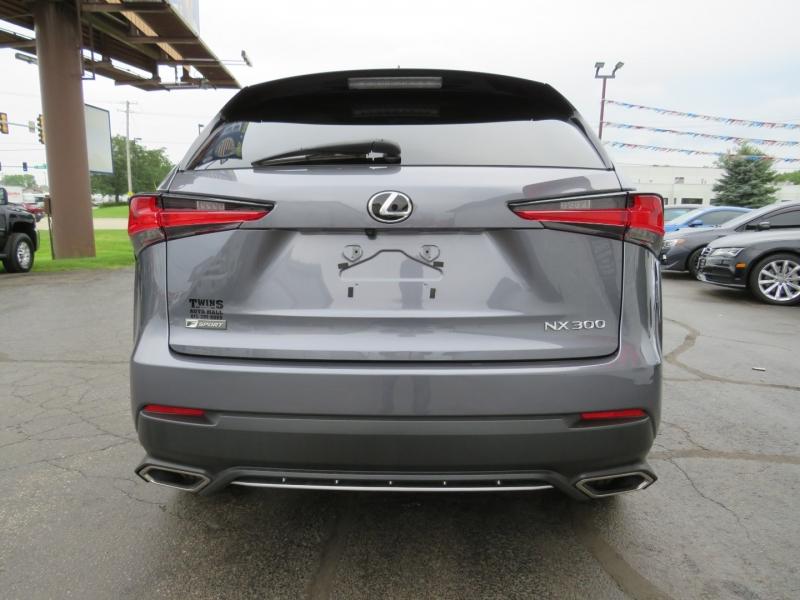 Lexus NX 300 2018 price $37,995