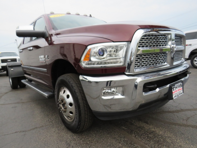 RAM 3500 Chassis Cab 2018 price $53,995