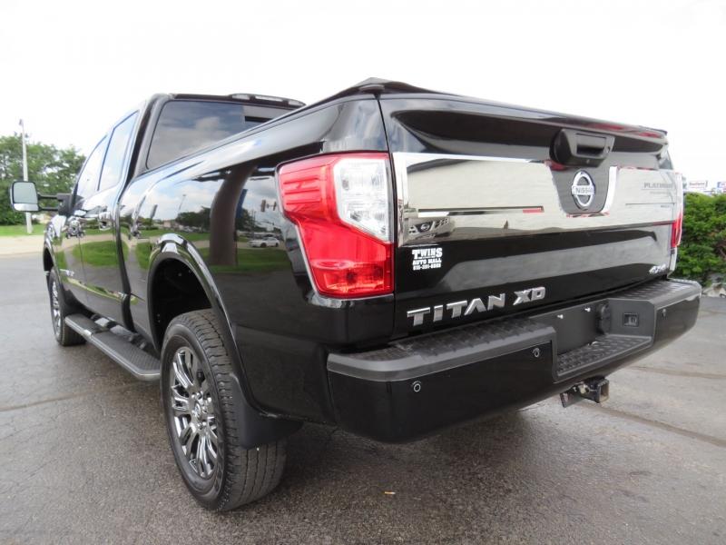Nissan Titan XD 2016 price $37,995