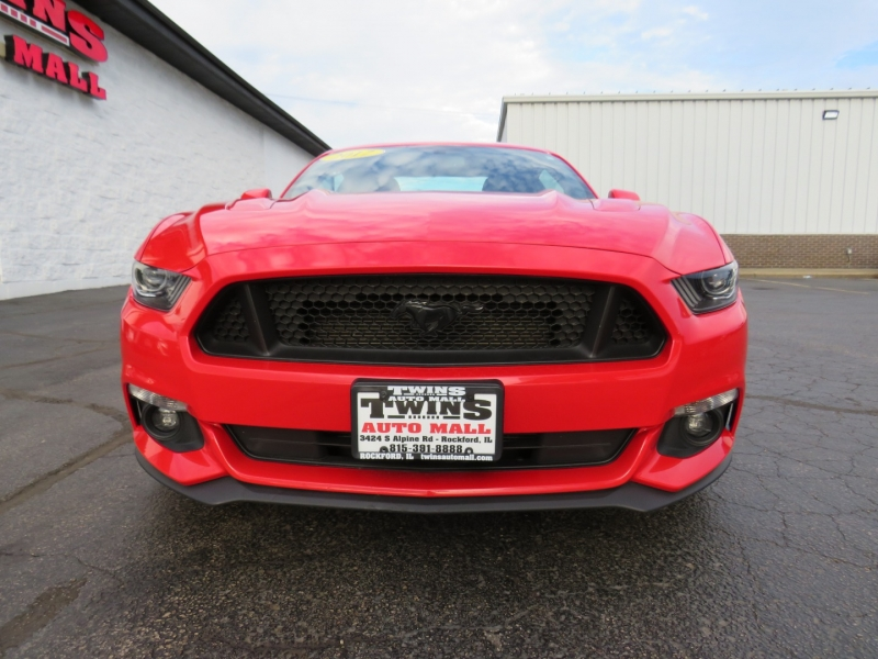 Ford Mustang 2017 price $34,995