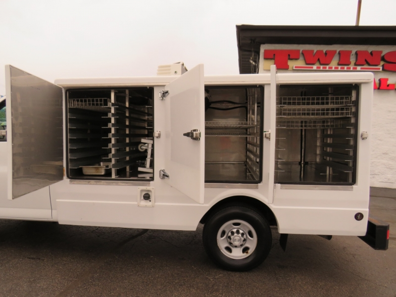 Chevrolet Express Commercial Cutaway 2015 price $49,995